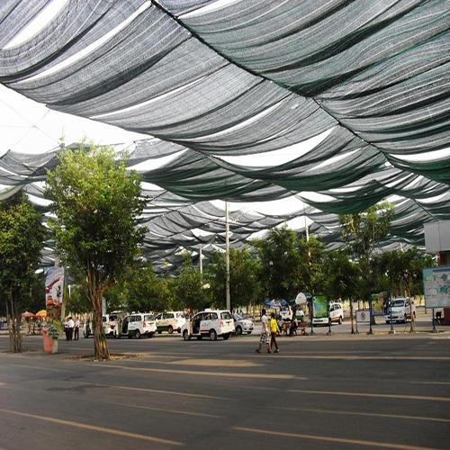 Lưới lan che nắng